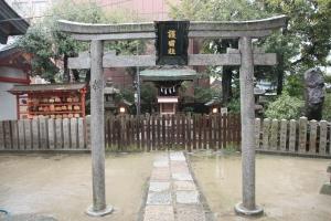 阿遅速雄神社(鶴見区放出)36