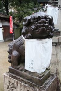 阿遅速雄神社(鶴見区放出)16