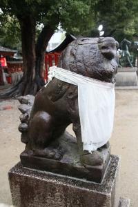 阿遅速雄神社(鶴見区放出)13