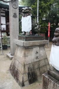 阿遅速雄神社(鶴見区放出)22