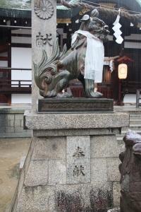 阿遅速雄神社(鶴見区放出)26
