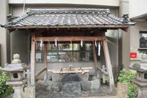 諏訪神社(城東区諏訪)8