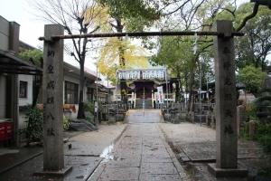 諏訪神社(城東区諏訪)9