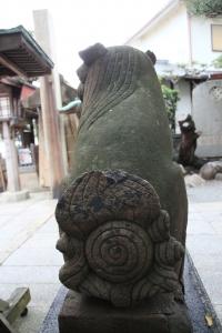 岸城神社(岸和田市岸城町)6