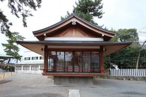 岸城神社(岸和田市岸城町)32