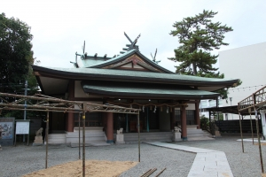 岸城神社(岸和田市岸城町)34