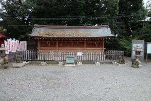 岸城神社(岸和田市岸城町)56