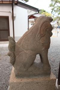 岸城神社(岸和田市岸城町)46