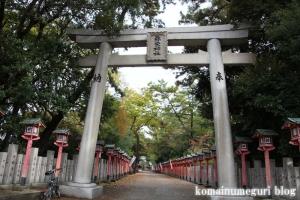 弥栄神社(岸和田市八幡町)5