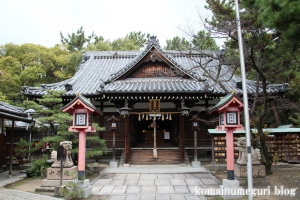 弥栄神社(岸和田市八幡町)34