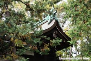 弥栄神社(岸和田市八幡町)36