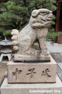 弥栄神社(岸和田市八幡町)26