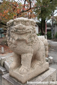 泉穴師神社(泉大津市豊中町)5