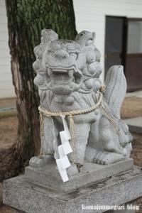 助松神社(泉大津市助松町)22