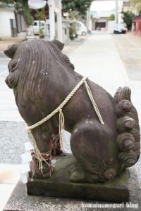 助松神社(泉大津市助松町)14
