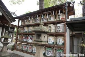 羽衣浜神社(高石市羽衣)5