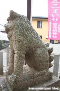 等乃伎神社(高石市取石)11
