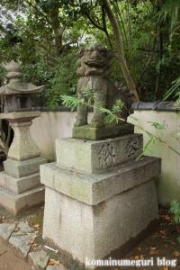 等乃伎神社(高石市取石)13