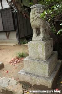 等乃伎神社(高石市取石)21
