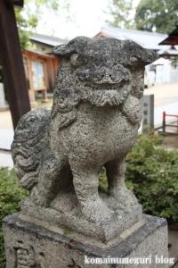 等乃伎神社(高石市取石)26