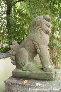 等乃伎神社(高石市取石)15