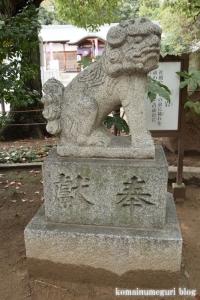 等乃伎神社(高石市取石)34