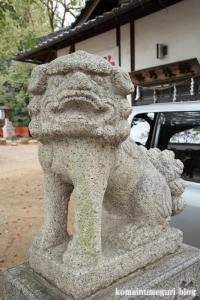 等乃伎神社(高石市取石)31