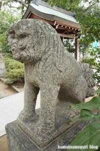 等乃伎神社(高石市取石)36