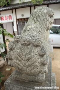 等乃伎神社(高石市取石)37
