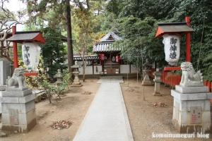 等乃伎神社(高石市取石)60