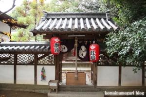 等乃伎神社(高石市取石)63
