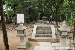等乃伎神社(高石市取石)69