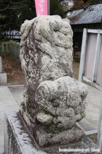 等乃伎神社(高石市取石)49