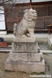 等乃伎神社(高石市取石)55