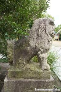 等乃伎神社(高石市取石)53