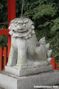 等乃伎神社(高石市取石)61