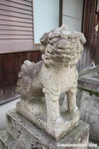 日部神社(堺市西区草部)18
