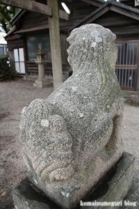日部神社(堺市西区草部)16