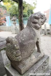 日部神社(堺市西区草部)20
