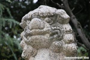 大鳥大社(堺市西区鳳北町)12