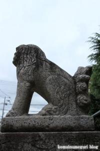 大鳥大社(堺市西区鳳北町)9