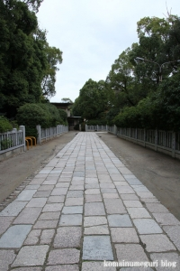 大鳥大社(堺市西区鳳北町)14