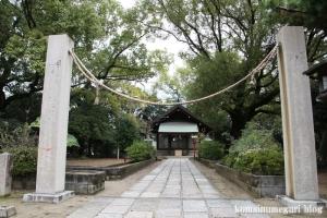 大鳥北浜神社(堺市西区浜寺元町)12