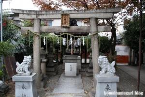 石津太神社(堺市西区浜寺石津町中)19