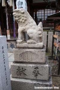 船待神社(堺市堺区西湊町)16