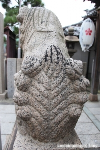 船待神社(堺市堺区西湊町)19