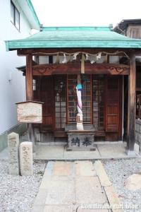 船待神社(堺市堺区西湊町)27