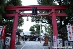 石津神社(堺市堺区石津町)1