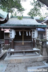 石津神社(堺市堺区石津町)17
