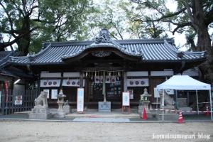 鋸尾八幡神社(堺市西区津久野町)6